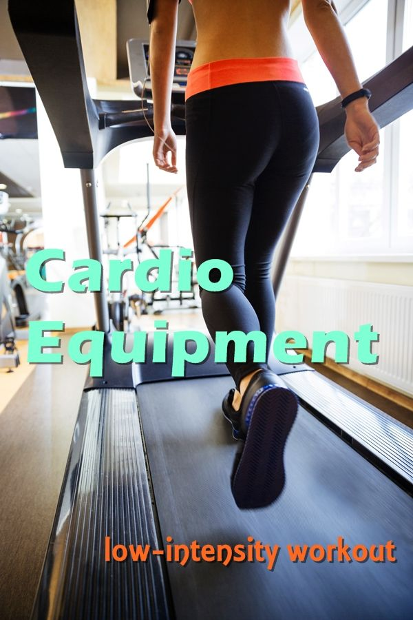 Cardio Exercise Equipment. Aerobic exercise, also known as cardio training, is a relatively low-intensity workout that is important to build up your endurance, the ability to do exercise for an extended period. #exerciseequipment