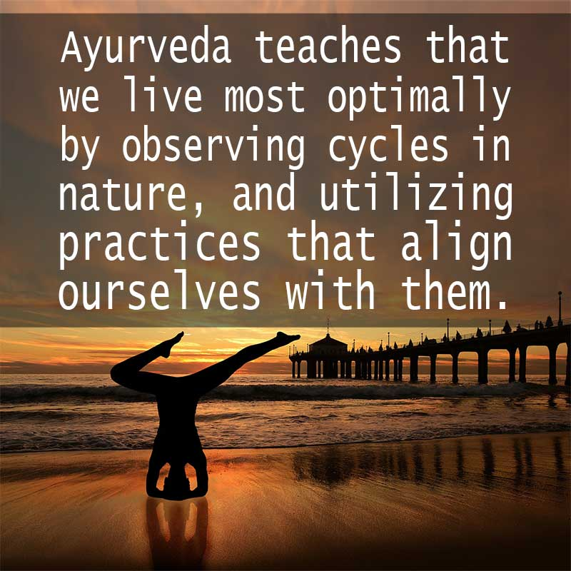 Ayurvedic Lifestyle: Daily Routine To Live Your Life The Ayurveda Way #ayurveda
