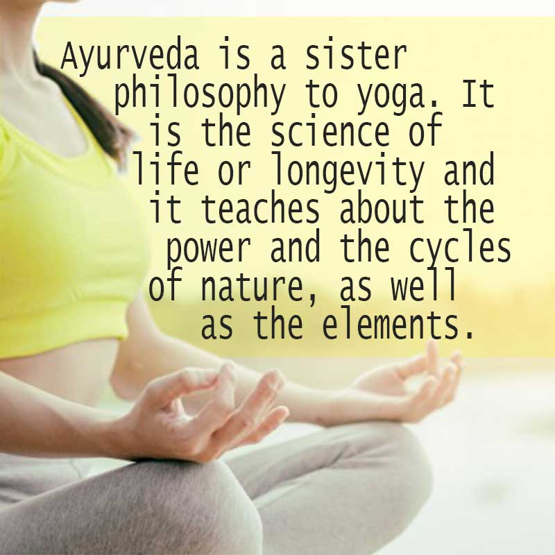 Ayurvedic Diet. In Ayurveda, following a healthy/pure life-style (sattvic) simply means opting for raw or freshly cooked food over instant substitutes, making sure fruits, vegetables and herbs a included in one's diet with careful consideration of one's constitution. #ayurveda