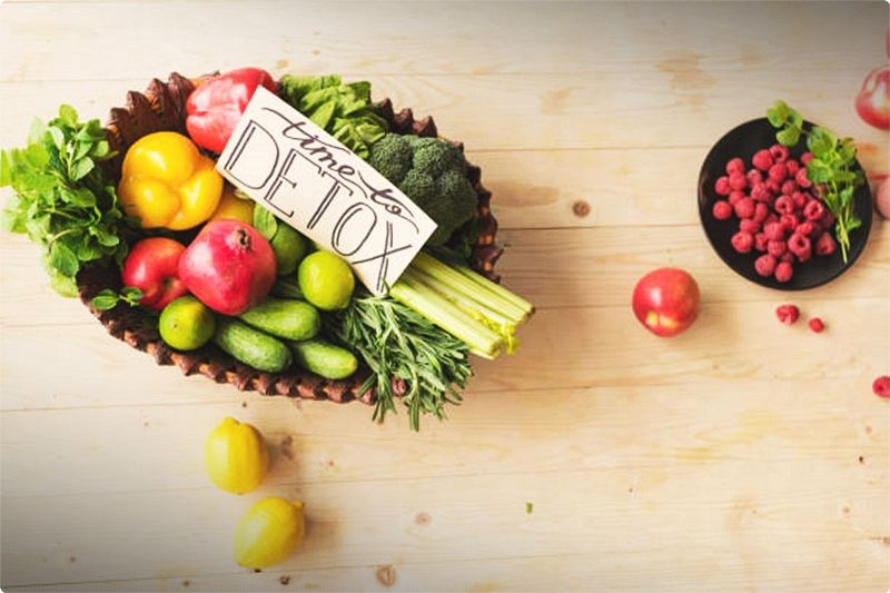 Cleansing diet plan involves eliminating all processed foods as well as foods to which most people are allergic or sensitive to such as dairy and gluten, and consuming mostly fruit, organic vegetables, gluten-free whole grains, seeds, nuts and lean protein. #detoxdiet