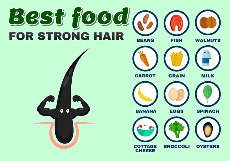 How to get healthy hair? It's not that hair is merely there to make you look great. It is a reflection of your general health, and you should take it just as seriously.