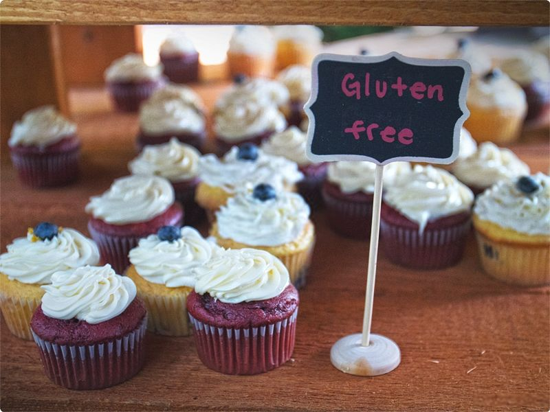 Gluten free recipes. Just to ensure that you're perfectly clear with regard to which foods you can and cannot eat, and when, we're now going to provide you with a typical sample menu for a gluten free day.