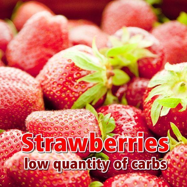 Strawberries are something which most low-carb diets suggest to take.