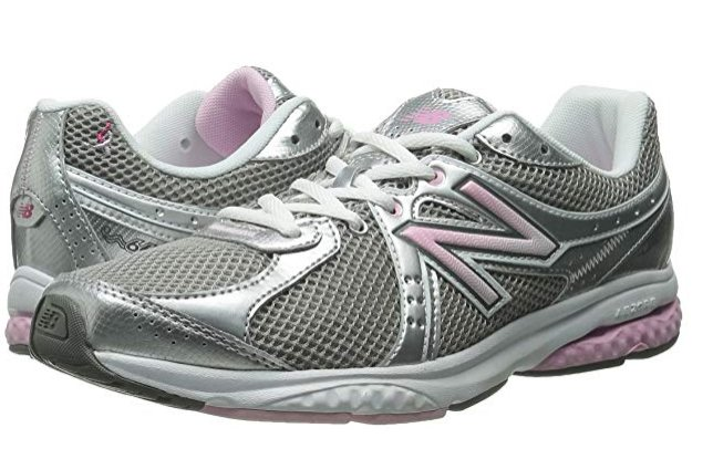 For women, you should check out the New Balance Women's WW665 Fitness Walking Shoe.