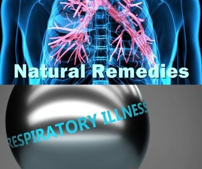 Natural Remedies for Respiratory Illnesses. A large number of diseases and illnesses related to the throat and lungs are due to airborne pollution and germs.
